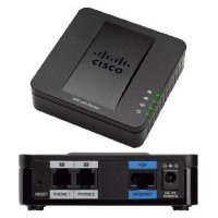 Cisco SPA112 VoIP route/telefon adapt 2p