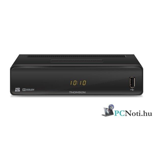 THOMSON THC 300 DVB-C digitális kábel tv vevő, dekóder