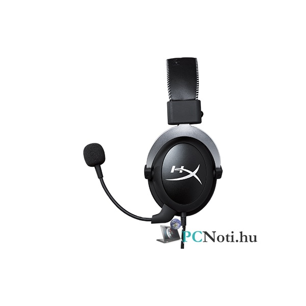 Kingston HyperX Cloud ezüst 3,5 Jack gamer headset
