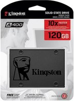 Kingston A400 120GB SATA3 2,5' 7mm SSD meghajtó