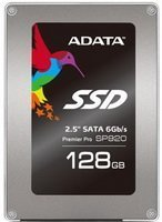 A-DATA Premier Pro SP920 128Gb SATA3 SSD meghajtó
