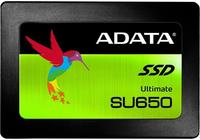 A-DATA Ultimate SU650 480Gb 2.5' SATA3 SSD meghajtó ASU650SS-480GT-R