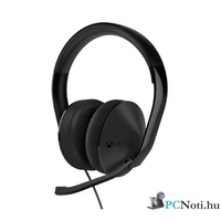Microsoft Xbox One sztereó headset - Fejhallgató és mikrofon 537947a9a3