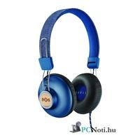Marley EM-JH121-DN Positive Vibration 2 kék mikrofonos fejhallgató ... b6b6bcb609