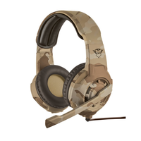 Trust GXT 310D Radius desert camo gamer headset - Fejhallgató és ... b2e1cb13a9