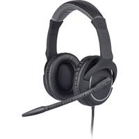 Venom VS2855 Nighthawk fekete Gaming headset - Fejhallgató és mikrofon 5379cdffe8