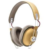 Panasonic RP-HTX80BE-C mustársárga Bluetooth design fejhallgató headset 911bd99e8e