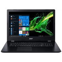"Acer Aspire A317-51G-57EQ 17,3"" FHD IPS/Intel Core i5-10210U/8GB/256GB/MX230 2GB/fekete laptop"