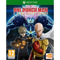 One Punch Man: A Hero Nobody Knows XBOX One játékszoftver