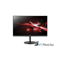 "Acer 23,8"" Nitro XV240YPbmiiprx IPS LED HDMI, DisplayPort 165Hz HDR10 FreeSync multimédiás gamer monitor"